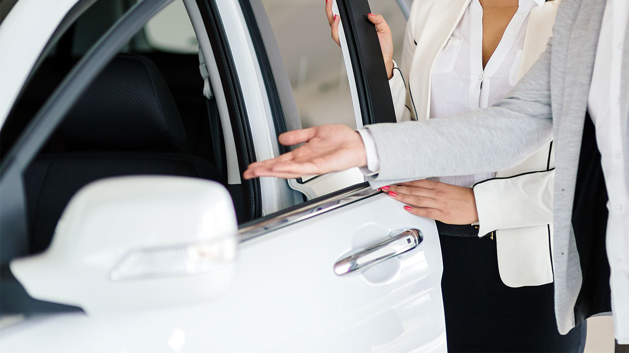 New Auto Dealership