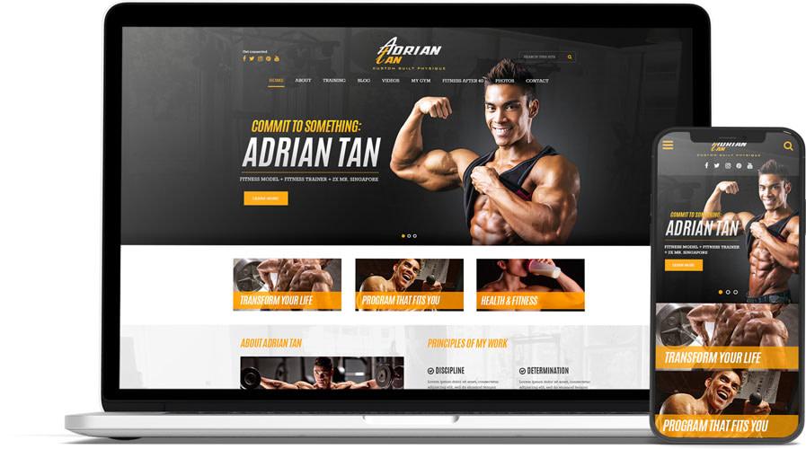 Premium Web Design 8